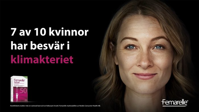 Femarelle Recharge TV reklam sommar 2021