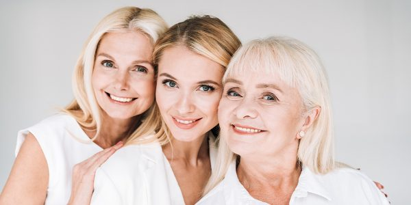 Tre kvinnor